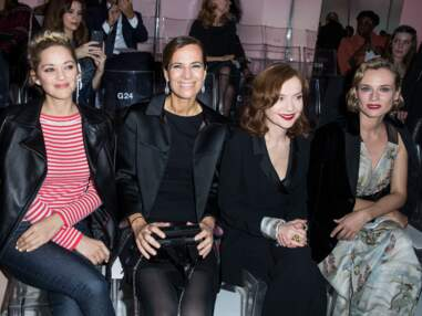 Marion Cotillard son look surprenant chez Armani Privé