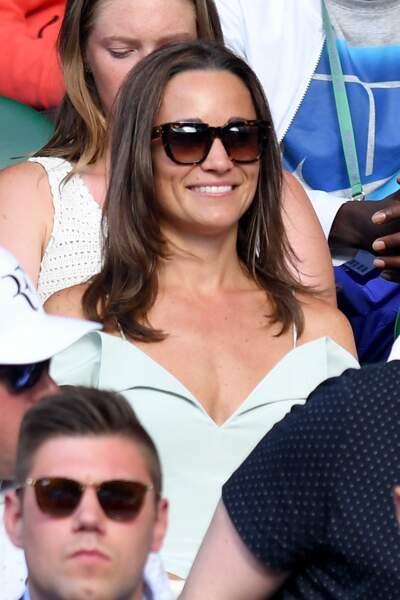 Pimpante à Wimbledon, qu'avait Pippa aux pieds ?