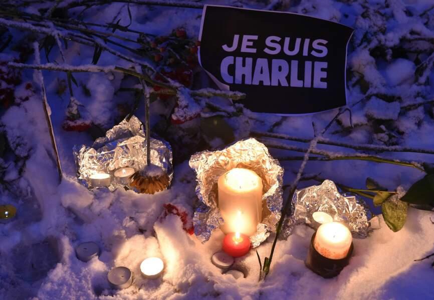 Des bougies pour Charlie