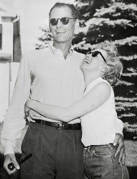 Marilyn Monroe et Arthur Miller