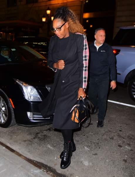 Serena Williams a régulièrement pris la défense de Meghan Markle dans les médias, ces derniers mois
