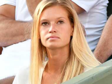 Clémence, la première admiratrice et compagne de Lucas Pouille à Roland Garros