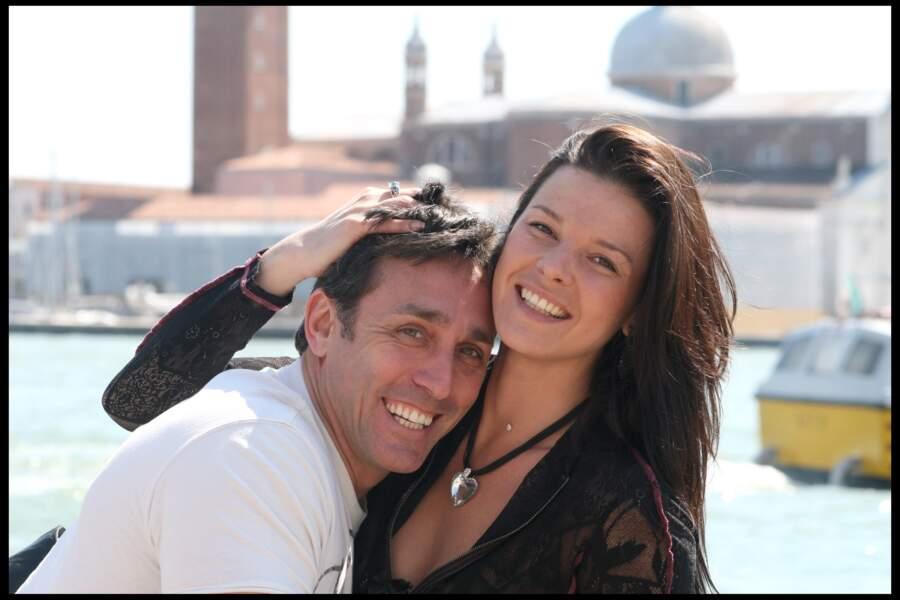 Daniel Ducruet s'est marié avec sa compagne Kelly Marie Lancien