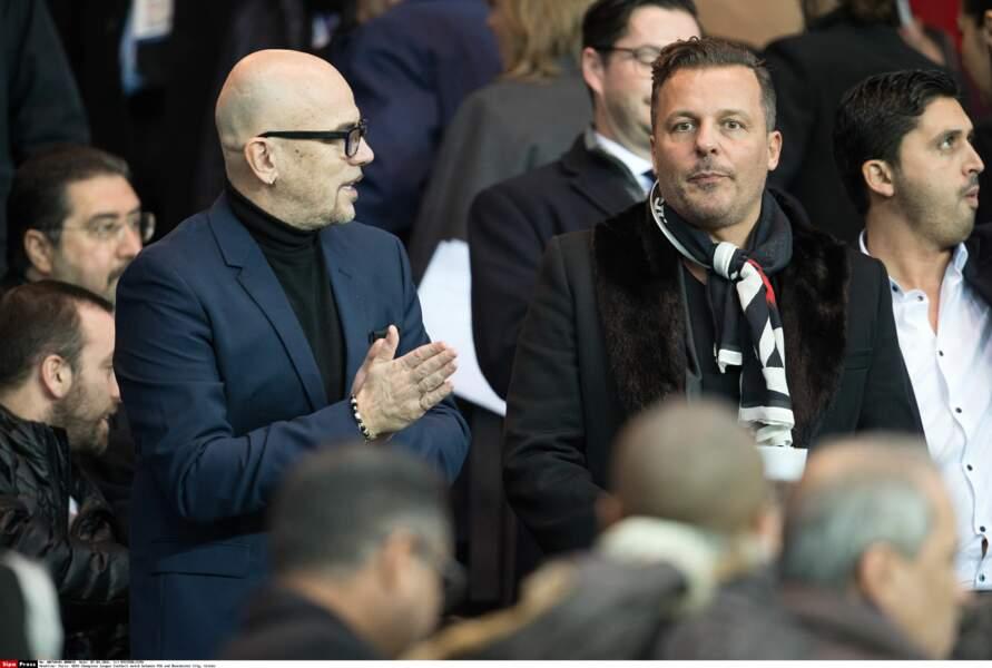 Pascal Obispo et Jean-Roch