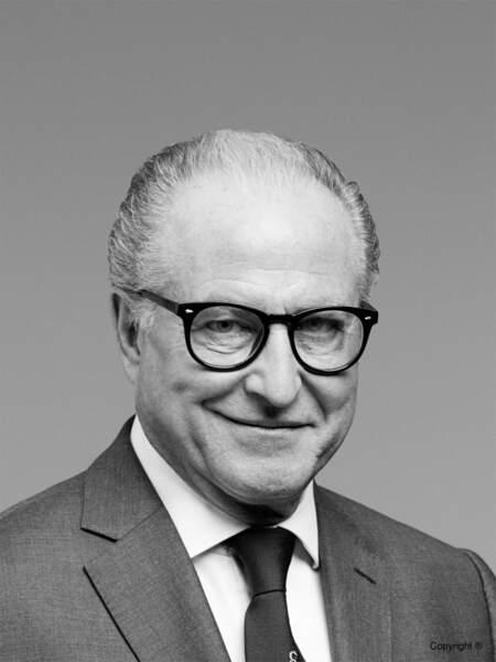 Le parfumeur Alberto Morillas