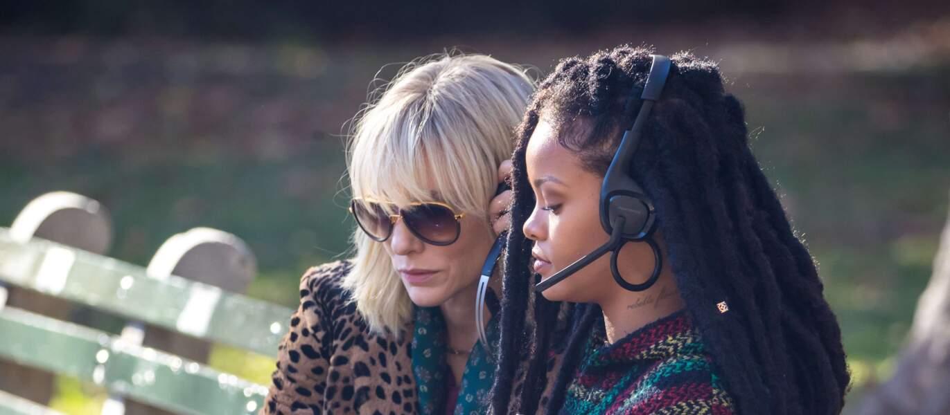 Cate Blanchett et Rihanna