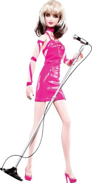 La barbie Debbie Harry