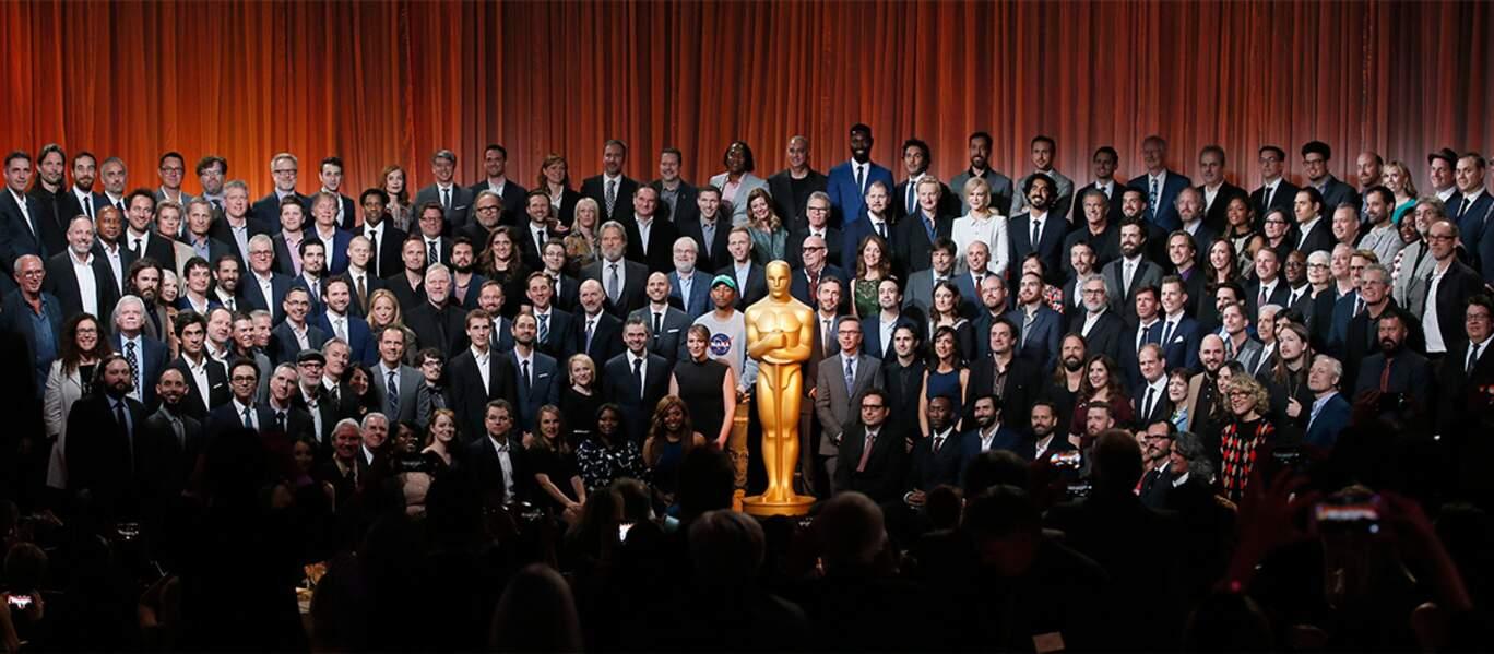 Tous les nommés aux Oscars 2017