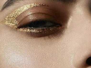 Les plus beaux make-up pailletés pour les fêtes