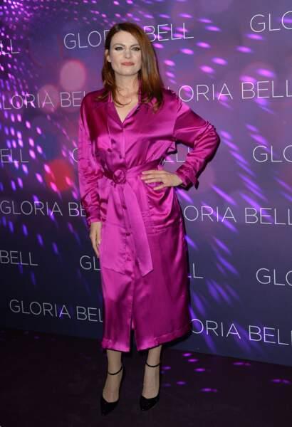 """Elodie Frégé à l'avant-première de """"Gloria Bell"""""""