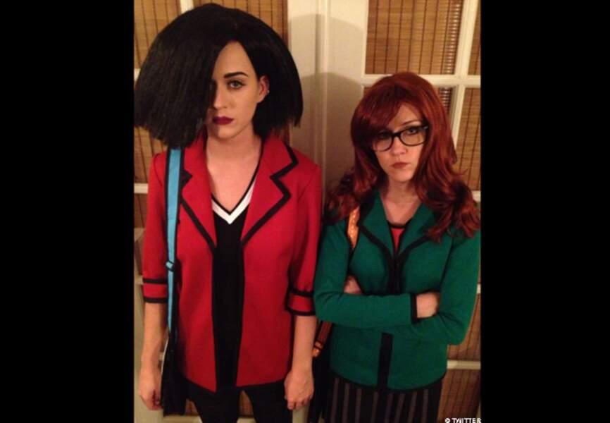 Katy Perry et sa copine