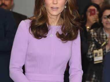 PHOTOS - Kate Middleton arbore une nouvelle couleur de cheveux tendance