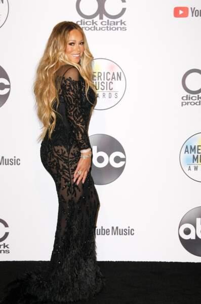 Mariah Carey et son légendaire booty