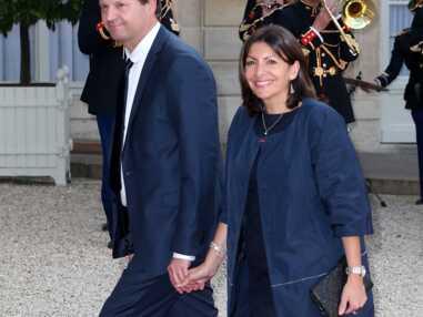 Anne Hidalgo et le couple royal d'Espagne à Paris