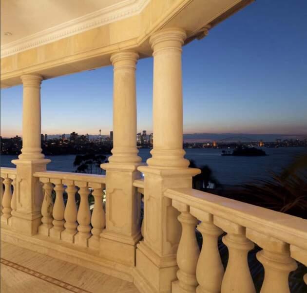 La maison de Meghan Markle et du prince Harry offre une magnifique vue sur l'Australie