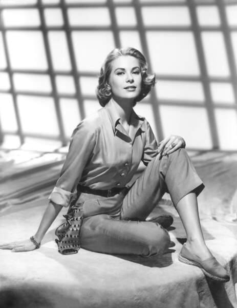 Grace Kelly adorait porter des espadrilles Castaňer, qui fêtait ses 90 ans l'an dernier.