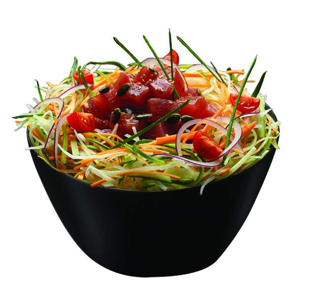Poke Bowl Détox by Mareva Galanter pour Sushi Shop