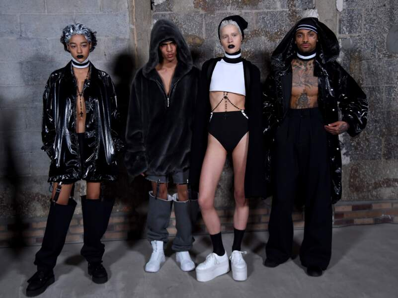 Les modèles de Rihanna