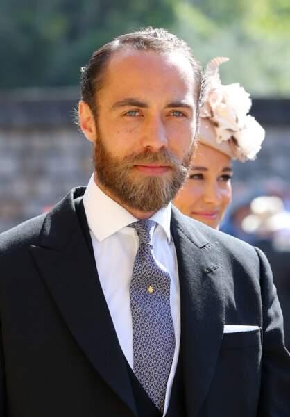 James Middleton, le frère de Kate Middleton