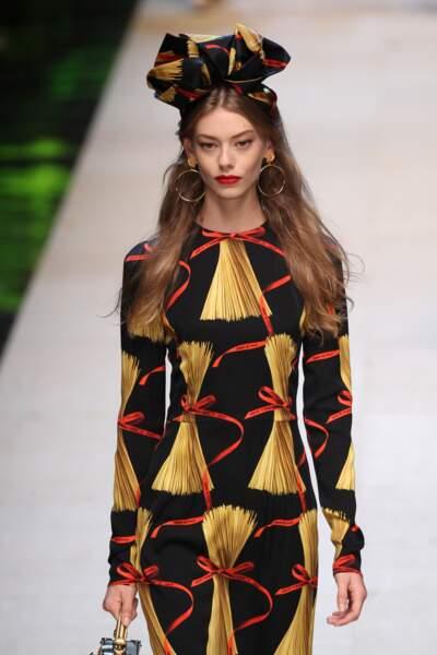 Défilé Printemps-Eté 2017 Dolce & Gabbana, Milan Fashion Week