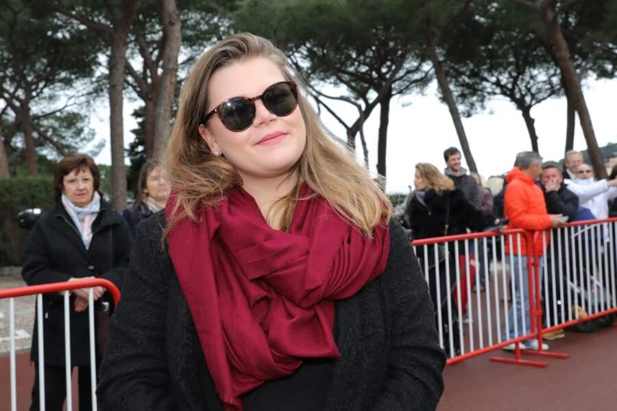 Camille Gottlieb n'a pas connu sa grand-mère maternelle, la princesse Grace de Monaco