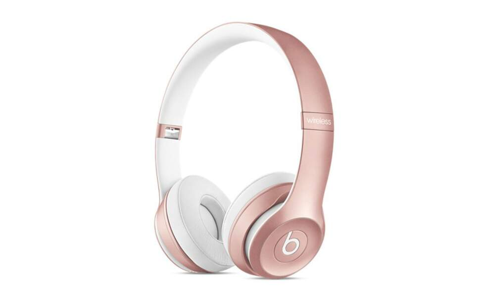 Casque Beats Solo 2 Wireless Rose Gold, Beats by Dre, 299,95€