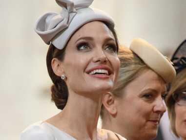 PHOTOS - Quand Meghan Markle  inspire le look d'Angelina Jolie