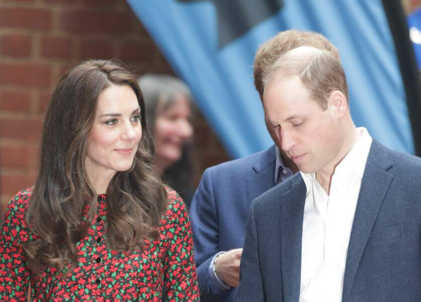 Visite royale pour Kate et William