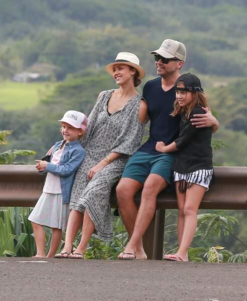 Une jolie photo de famille