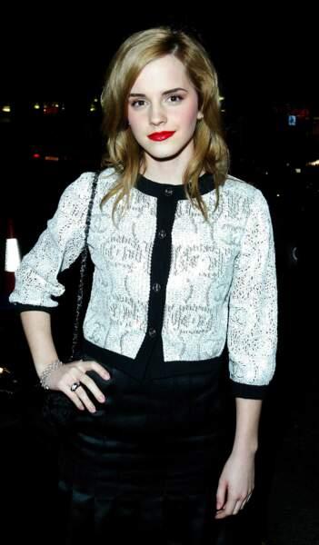 Emma Watson en 2007