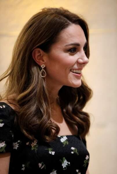 Kate Middleton avait déjà portés pour le mariage de sa soeur Pippa Middleton, en mai 2017