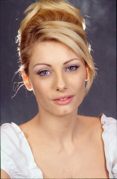 Mallaury Nataf a joué le rôle de Sandra le temps de dix épisodes