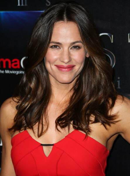 Un brushing hollywoodien comme Jennifer Garner