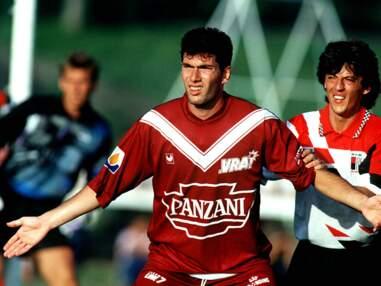 Zinedine Zidane au Real