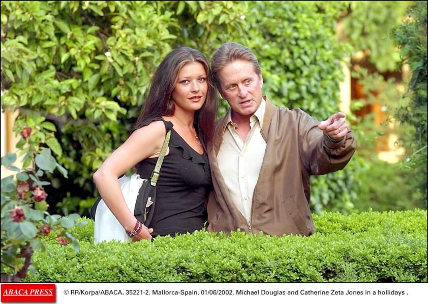 Vacances en amoureux pour le couple (2002)