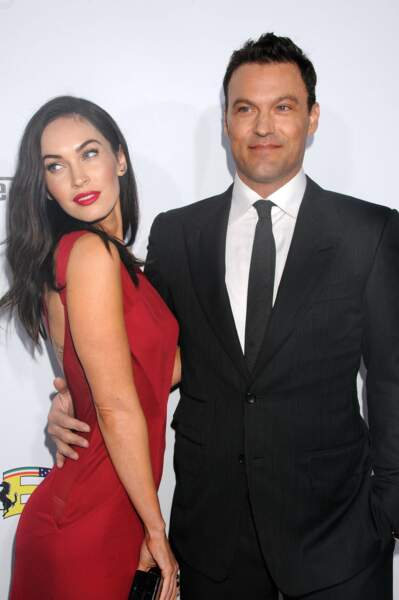 Megan Fox et Brian Austin Green