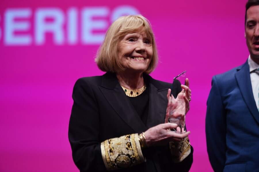 Diana Rigg, prix Variety Icon Award