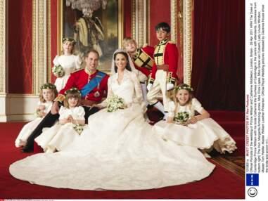 Photos - Les demoiselles d'honneur du mariage de Kate et William ont bien grandi