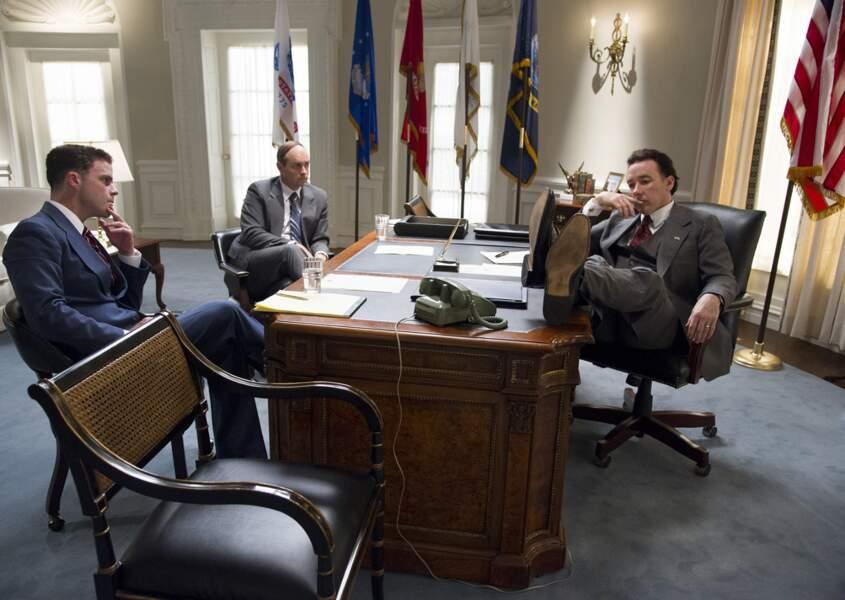 John Cusack campe Richard Nixon dans Le majordome sorti en 2013