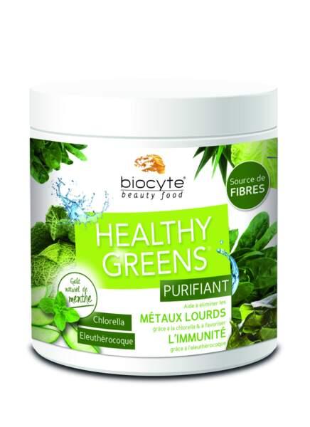 Healthy Greens, Beauty Food, Biocyte