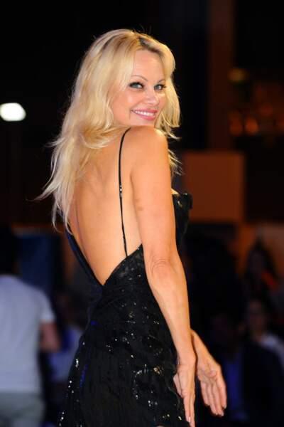 Pamela Anderson, emblème ultime de ce blond typique