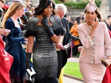 Naomi Campbell, Kate Moss, Cara Delevingne... Les stars de la mode au mariage d'Eugénie d'York