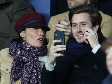 PHOTOS - Alessandra Sublet complice avec un ami, l'animatrice de TF1 tout sourire pour la victoire du PSG