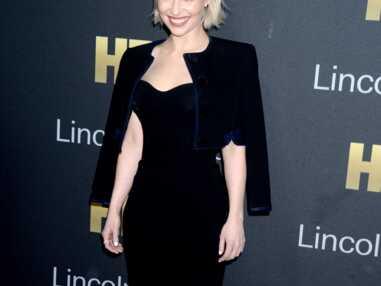 PHOTOS - Emilia Clarke, Kim Kardashian adoptent toutes le blond polaire