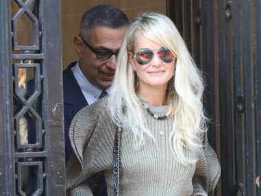 PHOTOS - Laeticia Hallyday à Paris, elle a rendu visite à son avocat maître Ardavan Amir-Aslani