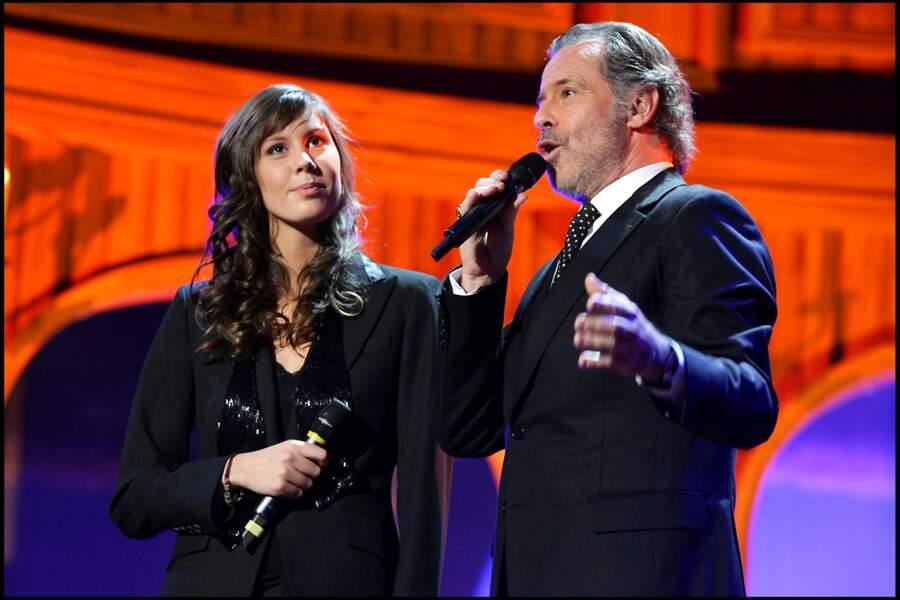 Fanny Leeb, la fille de l'humoriste Michel Leeb, est âgée de 32 ans