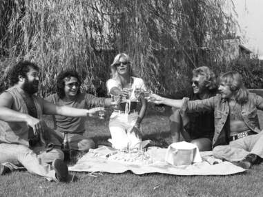 Johnny Hallyday et Michel Sardou: meilleurs ennemis