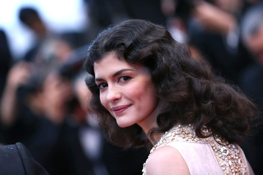 Audrey Tautou au Festival de Cannes 2012