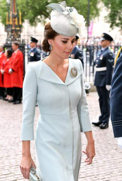 Centenaire de la Royal Air Force : Kate Middleton