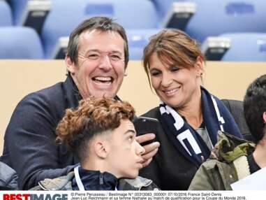 Pause selfie pour Jean-Luc Reichmann et sa femme